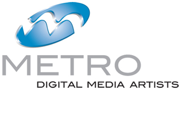 designck Metro Digital Media Logo