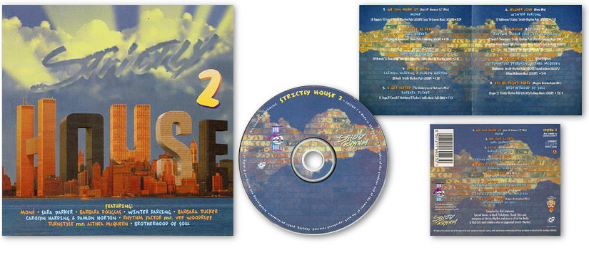 Strictly House 2 CD